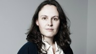 """Die Autorin von """"Zonenkinder"""" auf neuen Wegen: Jana Hensel"""