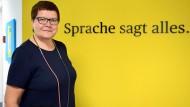 Leiterin der Dudenredaktion und Mitglied im Rat für deutsche Rechtschreibung: Kathrin Kunkel-Razum