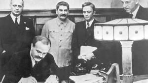 Die deutsch-sowjetische Beutepartnerschaft