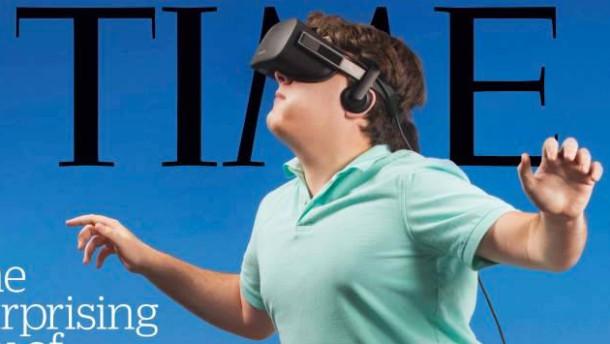 Da tanzt doch wieder einer aus der virtuellen Realität