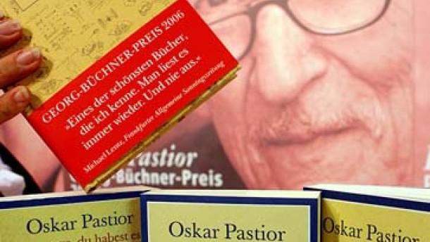 Oskar Pastior posthum ausgezeichnet