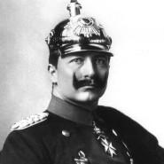 Kaiser Wilhelm II. im Jahr 1917 in Potsdam
