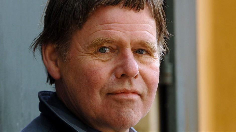 """Thomas Huber liest """"Augen"""" von Christoph Meckel"""