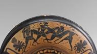 Keramik aus Athen war an der eisenzeitlichen Seine der letzte Schrei.