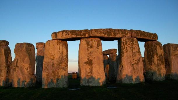Was war Stonehenge?
