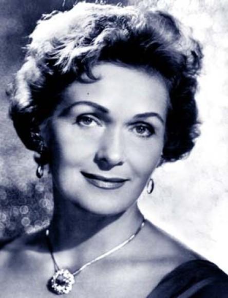Elisabeth Schwarzkopf gestorben