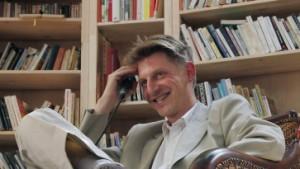 Jonathan Littell zwischen Athen und Jerusalem