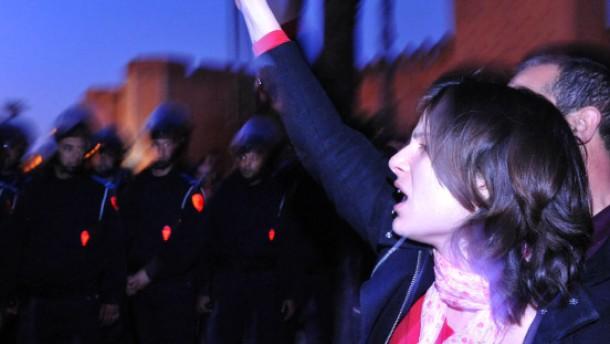 Marokko will eine Königsdemokratie