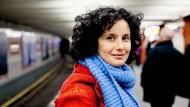 Die syrische Schriftstellerin Kefah Ali Deeb
