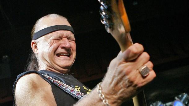 Gitarrist Dick Dale mit 81 Jahren gestorben