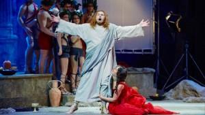 Jesus im Reich der Liebesgöttin
