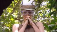 Der erste Missliebling der Zuschauer: Sara Kulka vor ihrer Dschungel-Prüfung