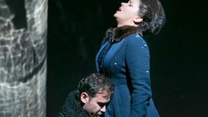 Oper steht als Botschaft für sich selbst