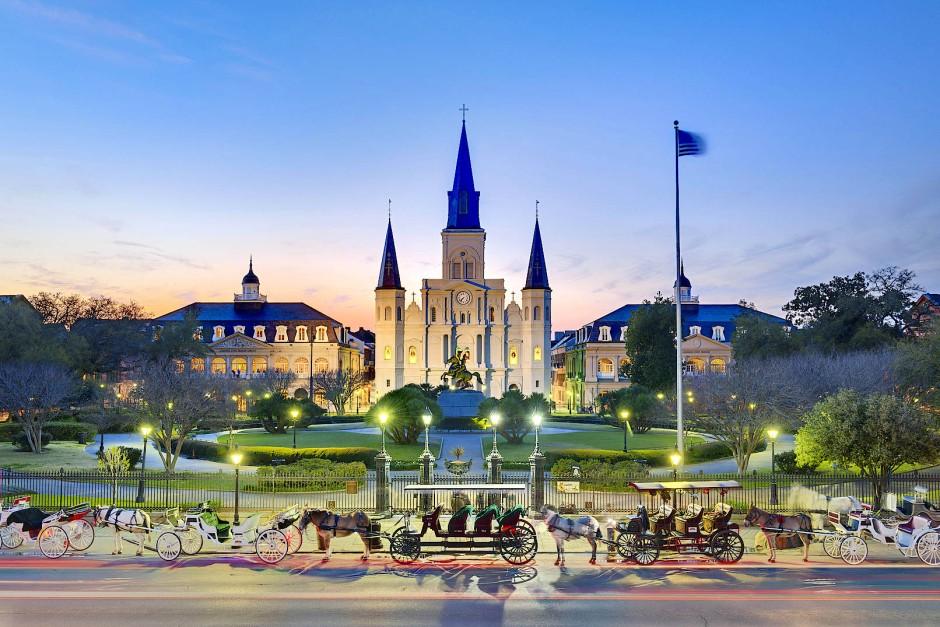 """""""Die Vergangenheit geht hier nicht so schnell vorbei"""", sagte Bob Dylan über die Stadt. Genau diese Geschichtstrunkenheit ist Fluch und Segen von New Orleans."""