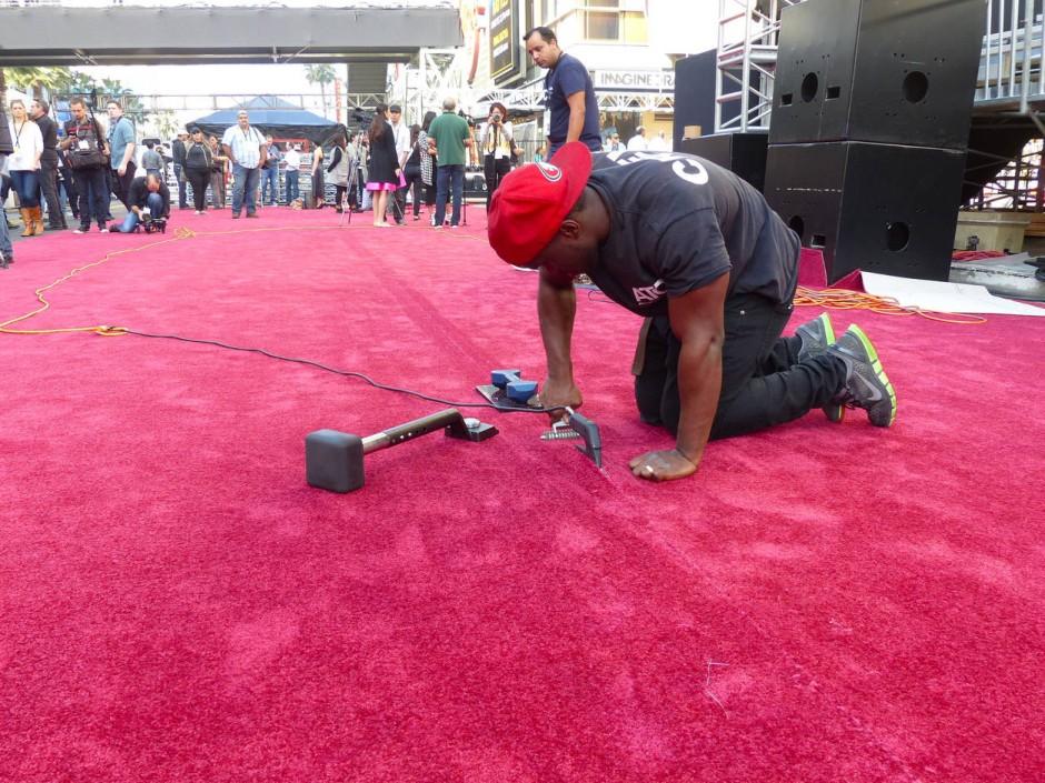 Roter teppich  Roter Teppich der Oscars