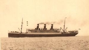 Der Kommerzialrat charterte die rettende Flotte
