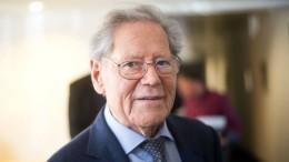 Theologe Hans Küng gestorben