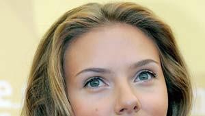 Blondkehlchen: Scarlett Johansson verzückt Venedig