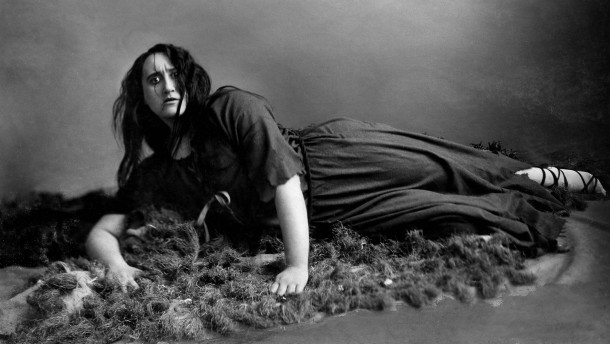 Melanie Kurt (1880-1941) : Opernsängerin A/USA als Kundry im Parsifal