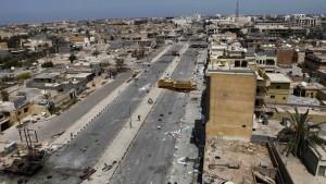 Der Städtemord von Misrata