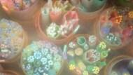 Bunt gemischt: In der Universitätsklinik Brüssel werden die Spermienspenden für die künstliche Befruchtung in verschiedenfarbigen Kunststoffröhren tiefgekühlt.