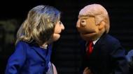 Duell der Wahlbots