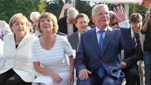 Gaucks Einspruch