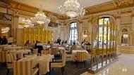 "Im zentralen Restaurant des ""Peninsula Paris"""