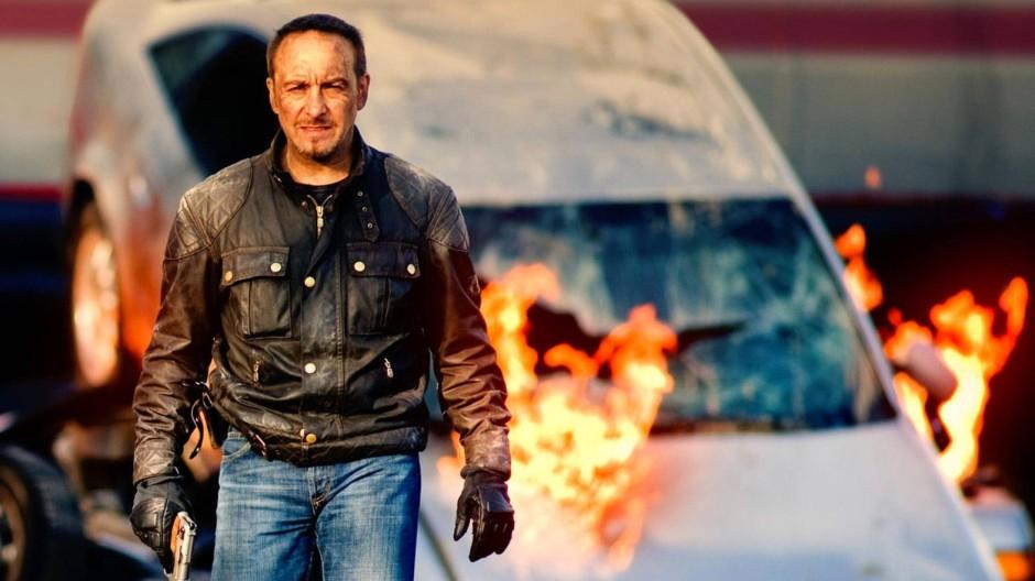 """Ja, Erdogan Atalay war einmal Dressurreiter. Aber seit achtzehn Jahren lässt er es bei """"Cobra 11"""" krachen"""