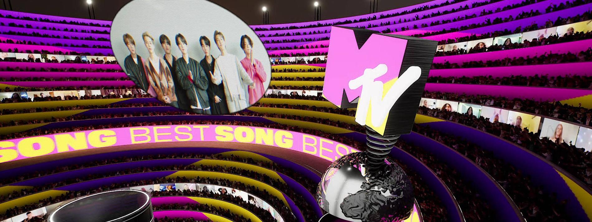 Boygroup BTS sahnt die meisten Preise ab
