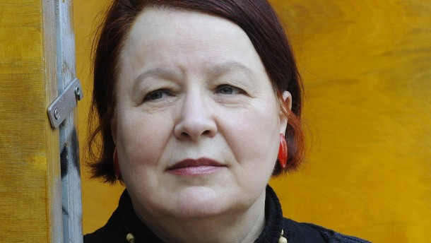 Natascha Wodin erhält den Preis der Leipziger Buchmesse