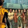 """Am 2. Dezember protestierten Muslime in der indonesischen Hauptstadt gegen deren christlichen Gouverneur, und die Superheldin Kitty Pryde aus dem Marvel-Universum ist tatsächlich jüdischer Abstammung: Anspielungen von Ardian Syaf in der Debütnummer der neuen Reihe """"X-Men Gold""""."""