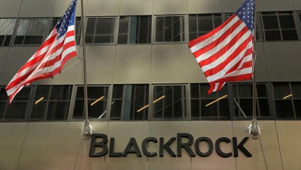 Blackrock legt wieder stark zu