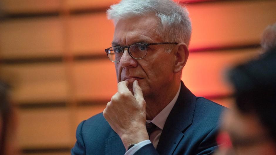 Nach zehn Jahren an der Spitze des Senders ist Schluss: ZDF-Intendant Thomas Bellut.