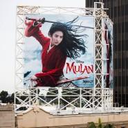 """Jetzt auch verschoben: Kinostart von Disneys """"Mulan""""."""
