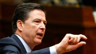 Eine Kleinigkeit? FBI-Direktor James Comey im House Oversight and Government Reform Committee