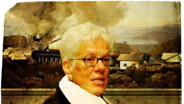 Haben Sie Zeugen eingeschüchtert, Frau Del Ponte?