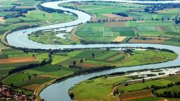 An der Donau könnte alles im Fluss sein