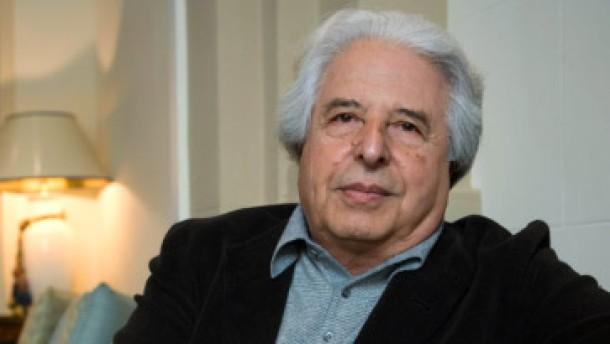 Saul Friedländer  - Interview mit dem Holocaustforscher Träger des diesjährigen Friedenspreis des Deutschen Buchhandels.