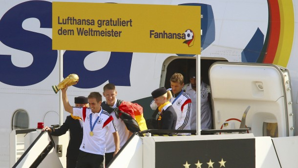 Die große Kränkung der Deutschen