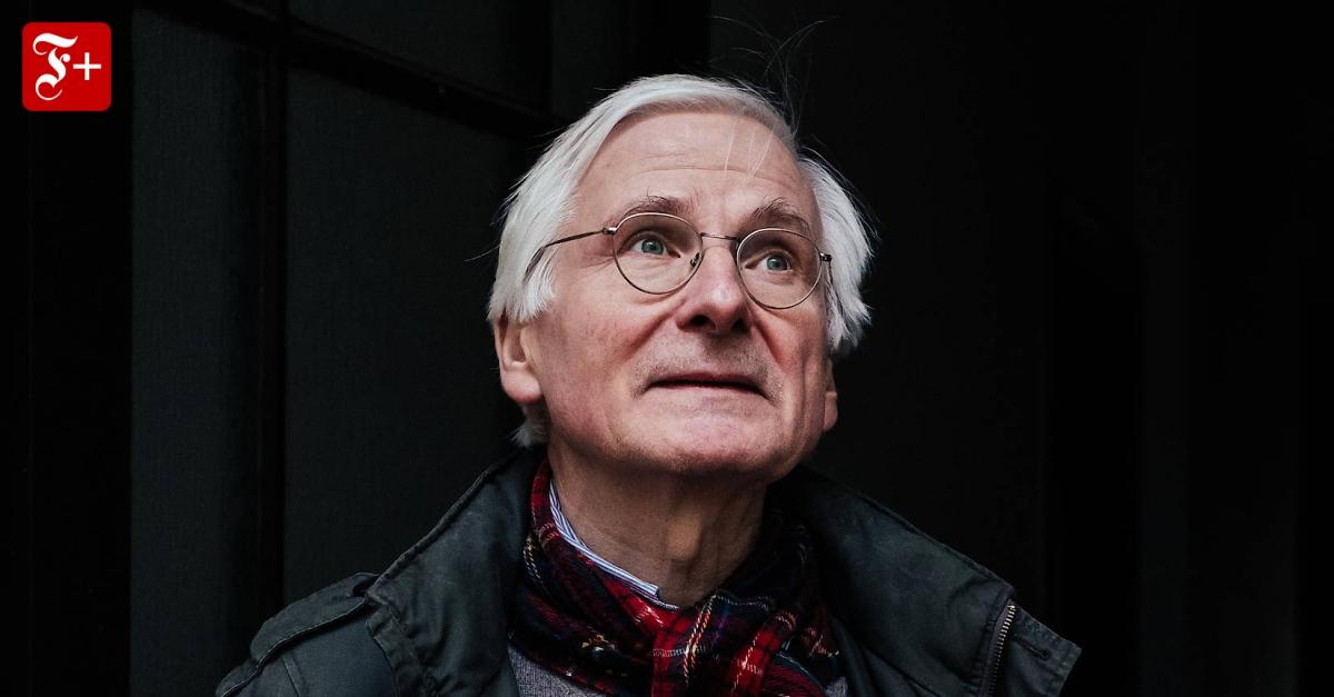 Ein Treffen mit Klaus Wolfram: Ostdeutscher Frühling