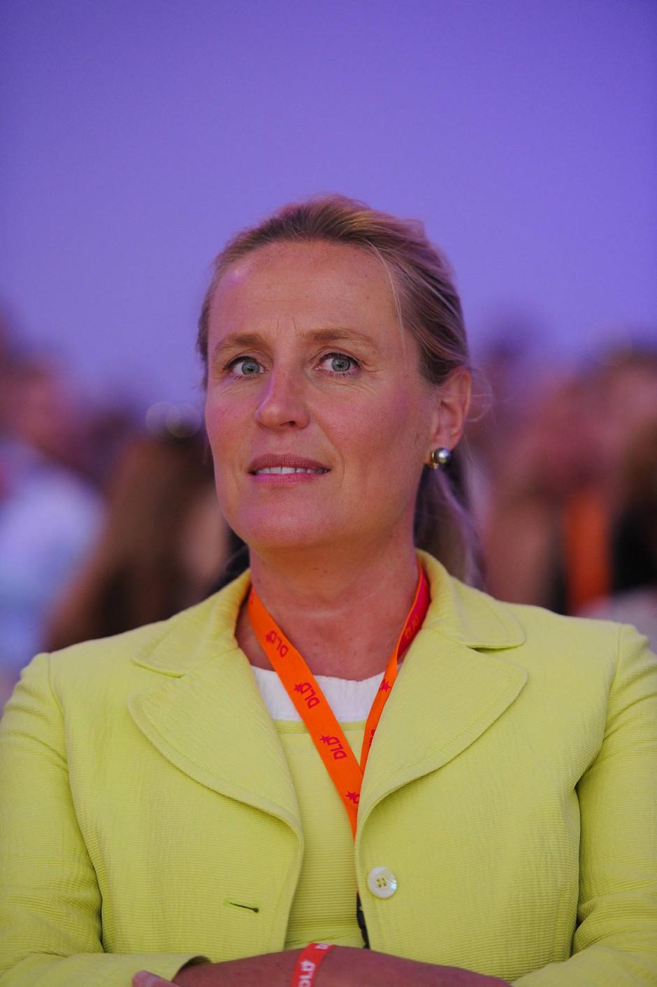 Autorin Iris Bohnet forscht seit langem zur Verhaltensökonomie.