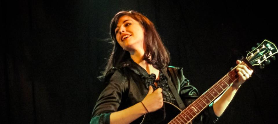 Die Sangerin Roxanne De Bastion Auf Der Re Publica
