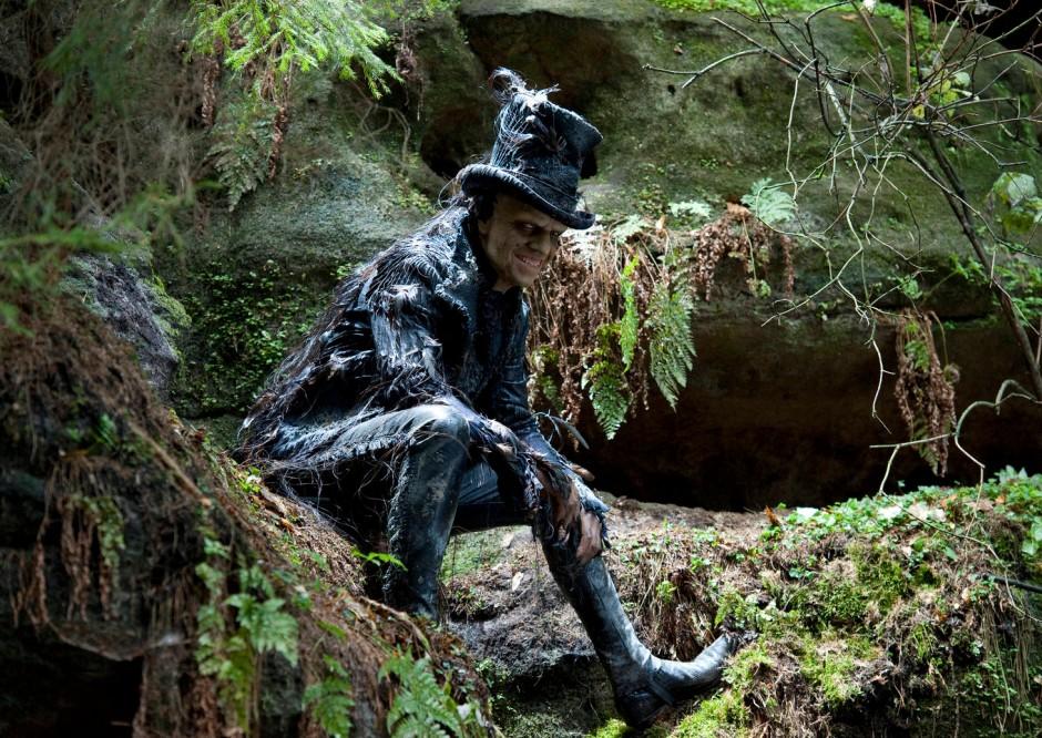 """Old Georgie ist der Teufel des Waldes in """"Cloud Atlas"""""""