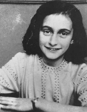 Ihre Tagebücher wurden weltberühmt: Anne Frank