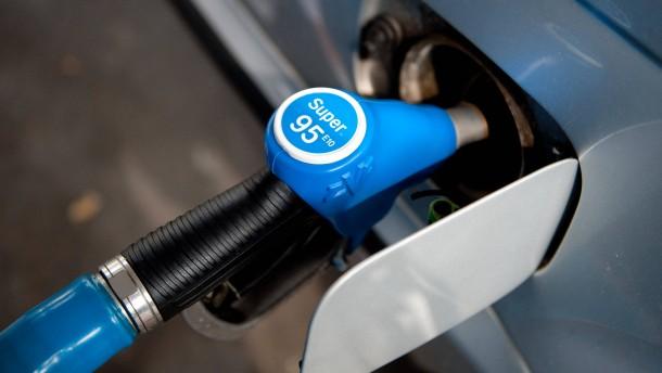 Kraftstoff Super E10