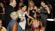 Harvey Weinstein mit seiner Frau Georgina Chapman auf einer Oscar-Party im Frühjahr 2013.