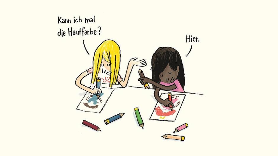 Illustrator Waechter Im Interview Uber Fussball Zeichnungen