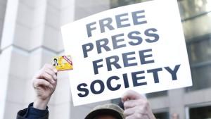 930 Journalisten in zehn Jahren getötet