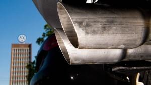 Benebelt vom Diesel